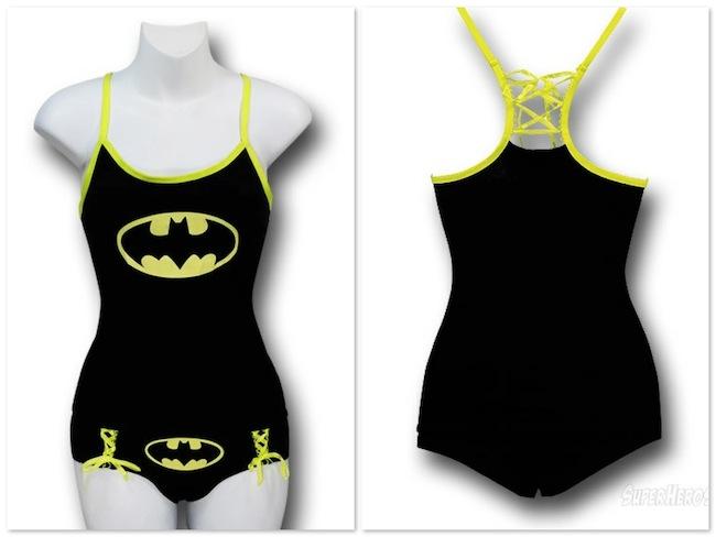 pijama do Batman