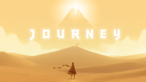 Journey videogame