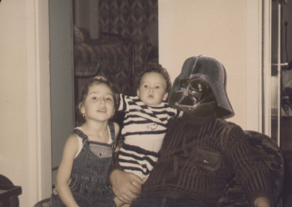 Minha família é de Tatooine