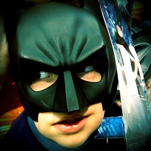 Padawan de Batman
