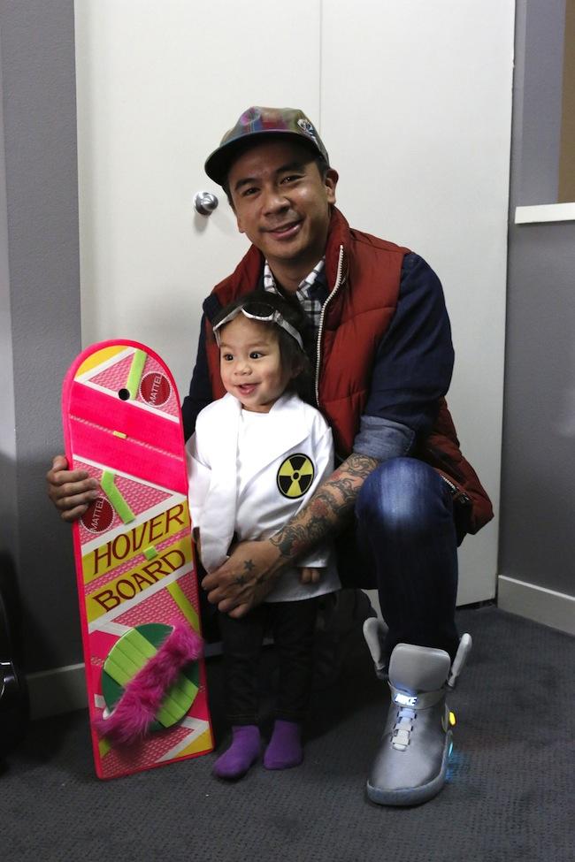 Pai e filho - Back to the Future