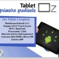 Tablet Gradiente