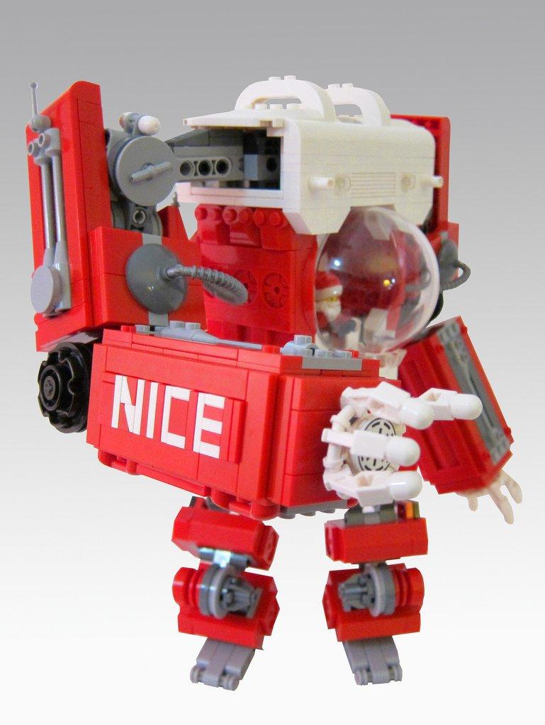 Papai Noel Lego