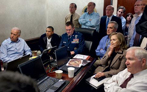 A arte imitando a vida - Osama bin Laden e Os Vingadores