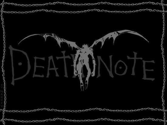 """Death Note"" ""anime"""