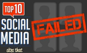 Rede Social Fracasso