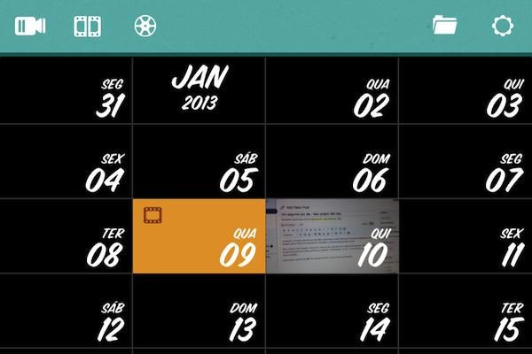 Um segundo por dia - Meu projeto 365 dias