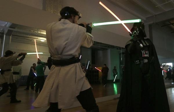 Aula para ser um Jedi 03