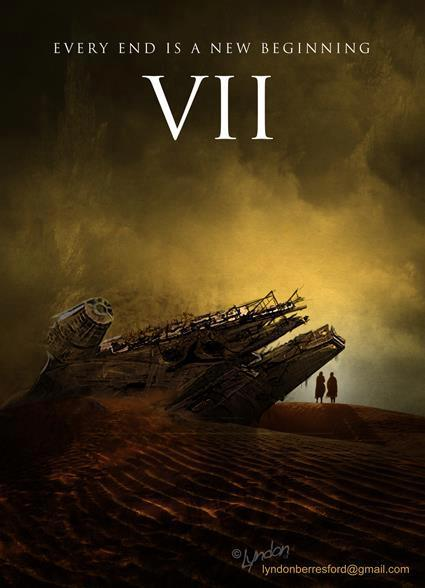 Star Wars 7 Poster 01