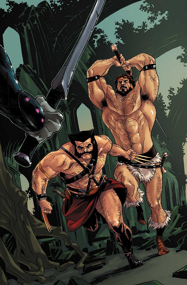 Wolverine gay