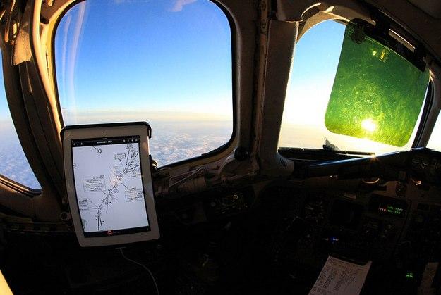 American Airlines trocou 16 Kg de papel pelo iPad