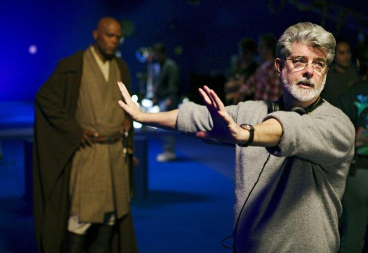George Lucas confirma a volta de Luke, Leia e Han
