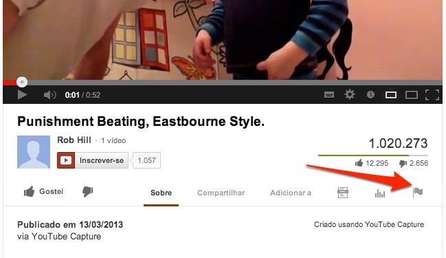 Punishment Beating, Eastbourne Style. - YouTube