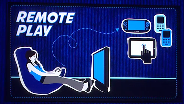 REMOTE PLAY PS4