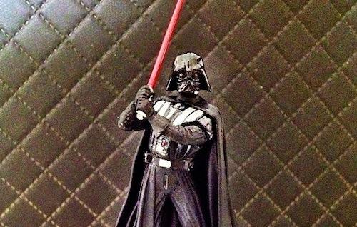 Xadrez Star Wars - Darth Vader Rainha Negra 2