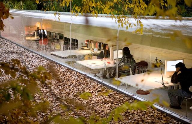 Escritório de arquitetura Selgas Cano em Madri