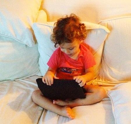 Padawan e o iPad