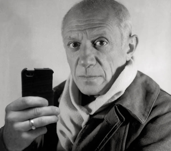 picasso_selfie