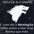 Inverno e a meningite - winter-is-coming