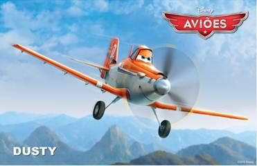 Dusty - Aviões