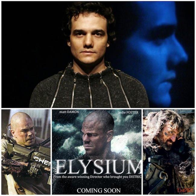 Elysium - Wagner Moura