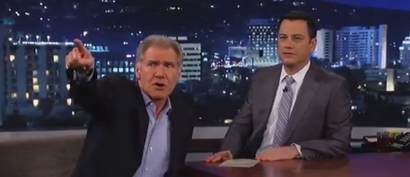 Harrison Ford Won Answer Star Wars Questions - YouTube