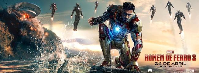 Homem de Ferro 3 - Crítica