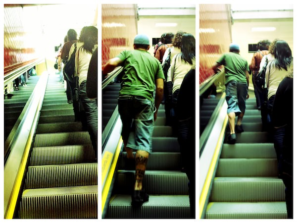 Metrô - Lado Direito