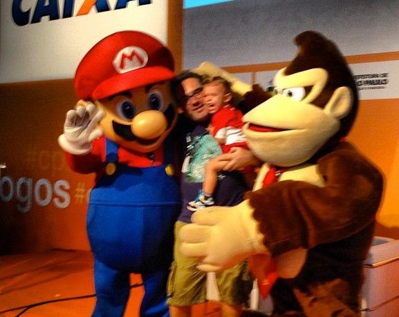 Padawan Mario Bros
