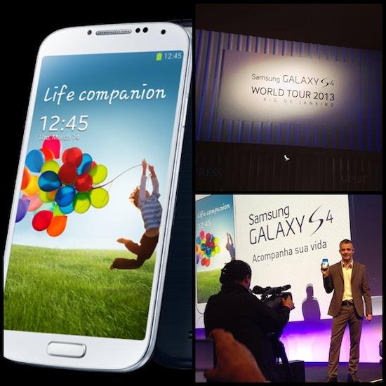 Galaxy S4 - Rio de Janeiro
