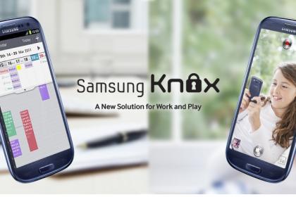 Knox Galaxy S4