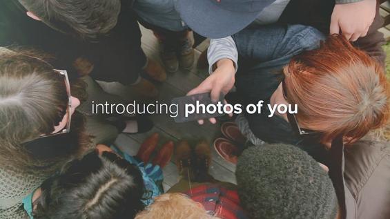 Marque pessoas no Instagram - Photos of You