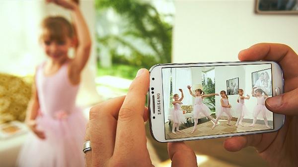 Modo Ação - Galaxy S4