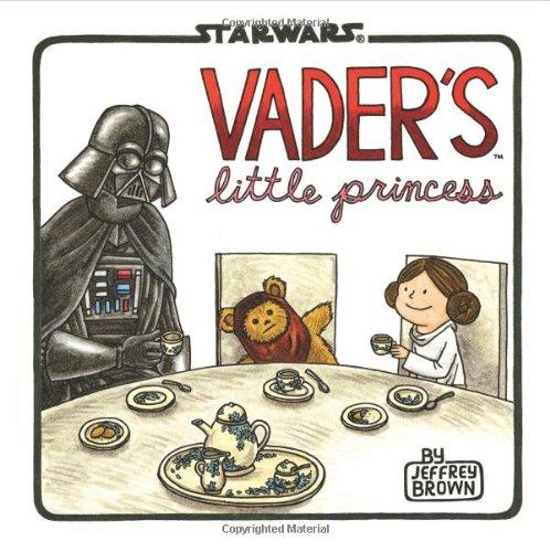 Uma segunda chance para o Darth Vader - Leia