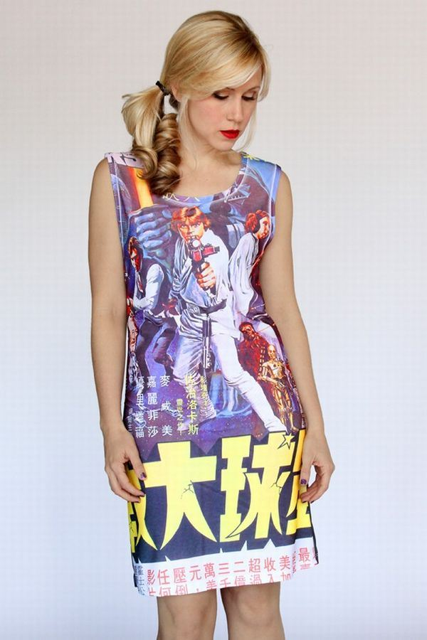 Vestidos Star Wars