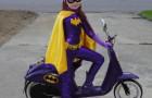 Batgirl - Fofura Nerd