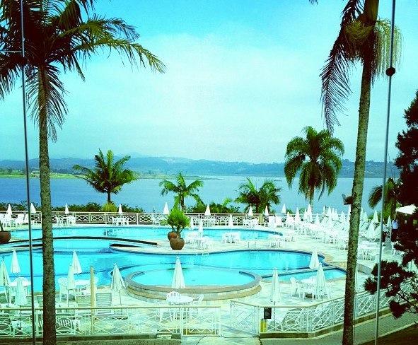 Piscina - Paradise Hotel