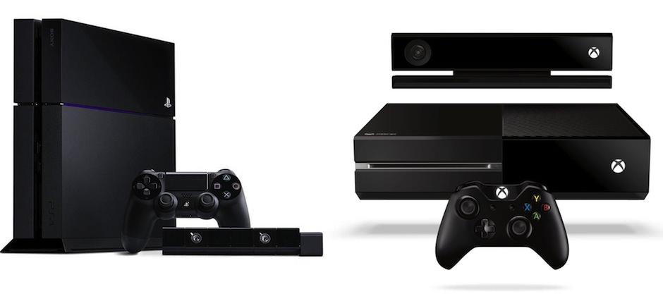 Xbox One e PlayStation 4