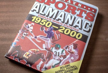 Sports Almanac iPad Case