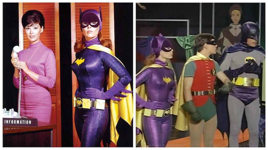 batgirl Yvonne Joyce Craig