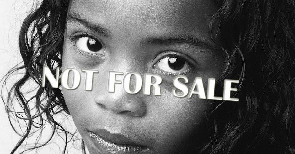 No Child For Sale