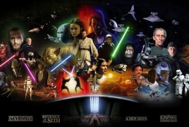 Star Wars - Todos os episódios