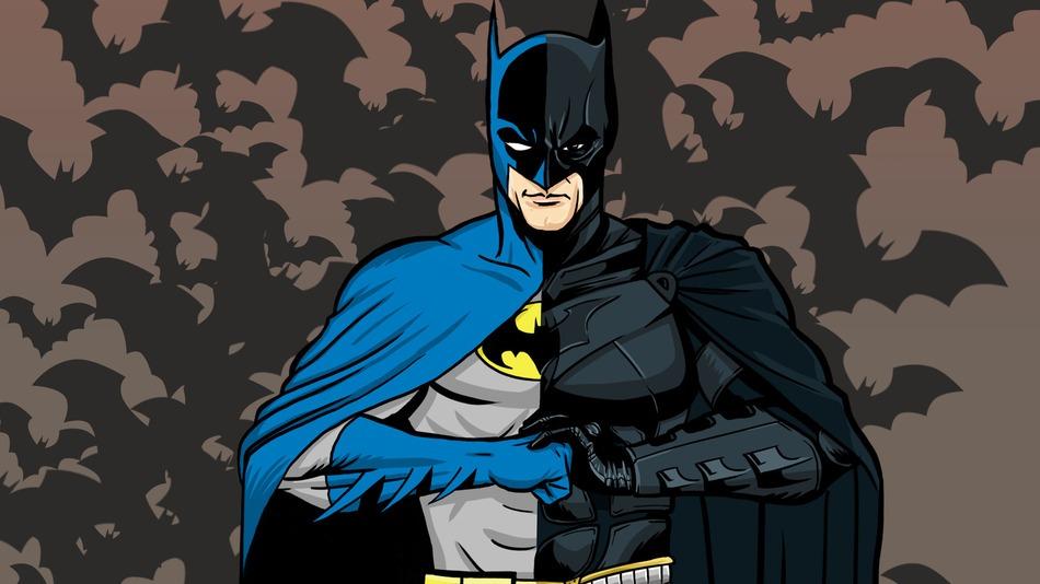 Batman Custo