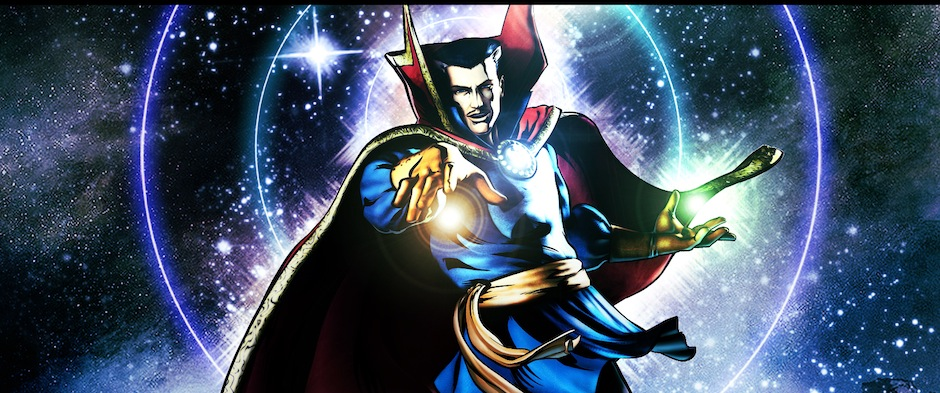 Dr Estranho, Os Vingadores 2