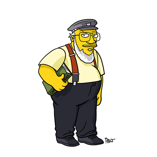 Game of Thrones Simpsons 14
