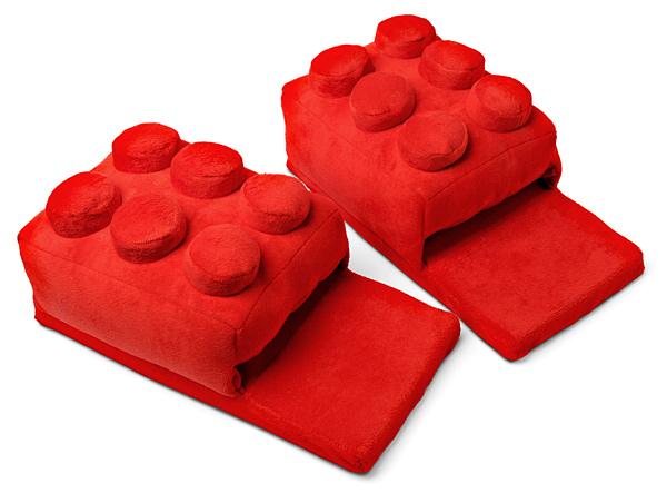 Pantufa Lego
