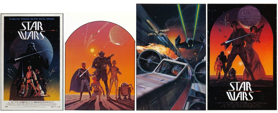 Joe Johnston star wars