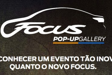 Focus Pop-up Gallery