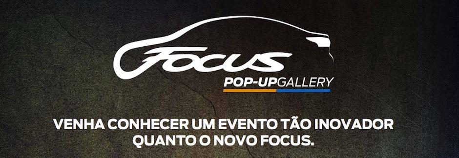 Focus Pop-up Gallery