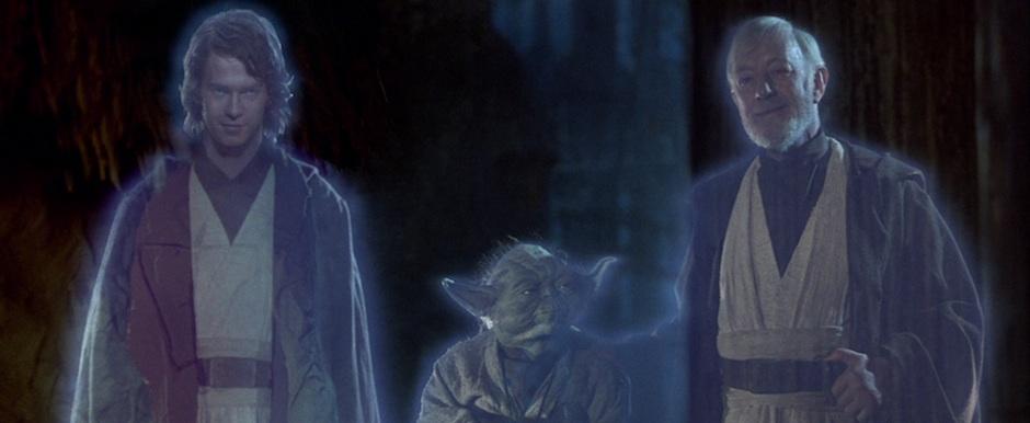 Jedi Fantasmas